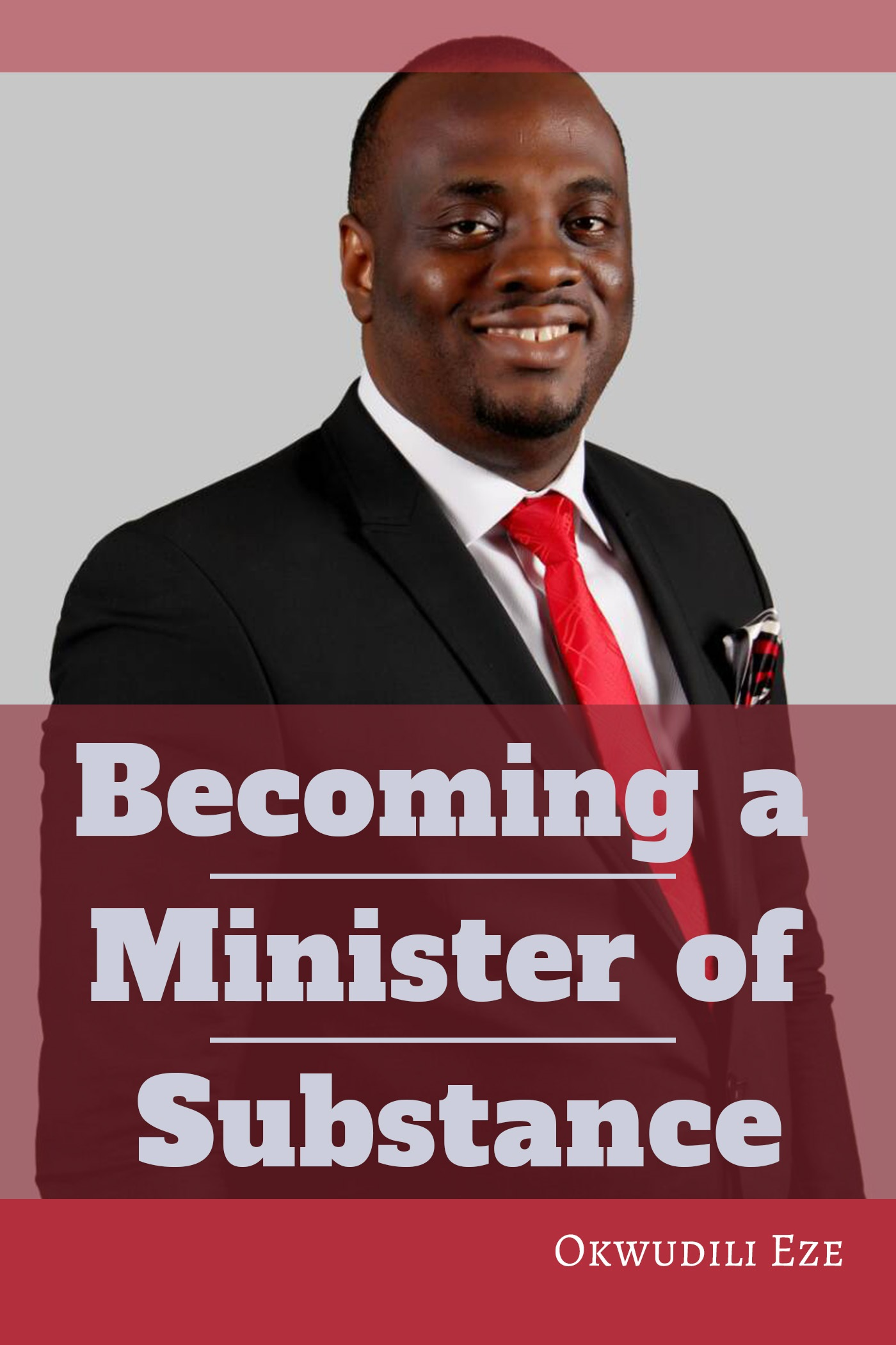Becoming a Minister of Substance