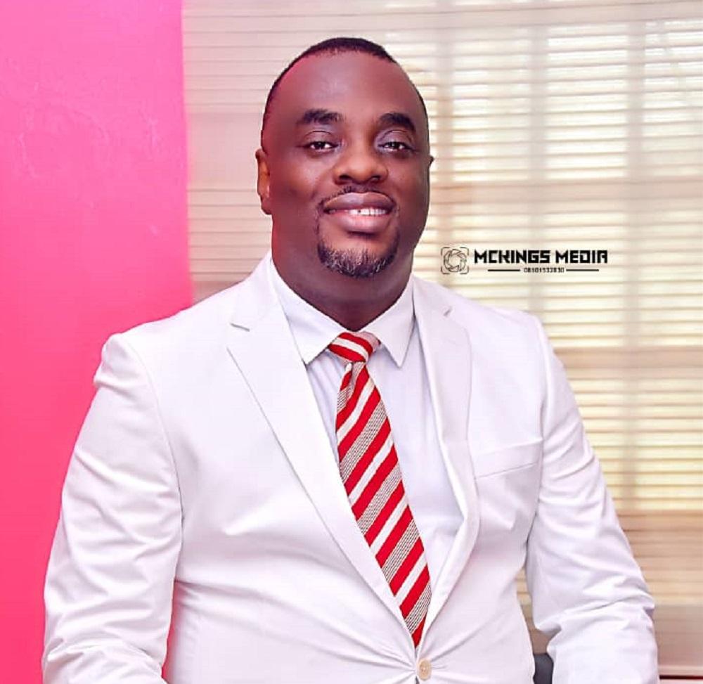 Bishop Okwudili Eze